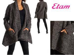 gilet manteau femme