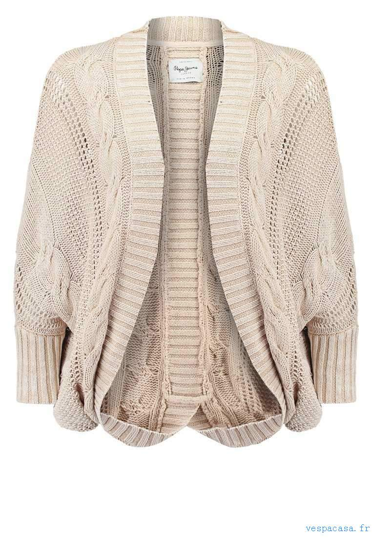 gilet pepe jeans femme