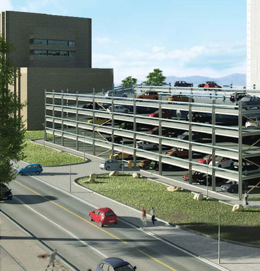 Location parking Bordeaux: prenez une autre alternative