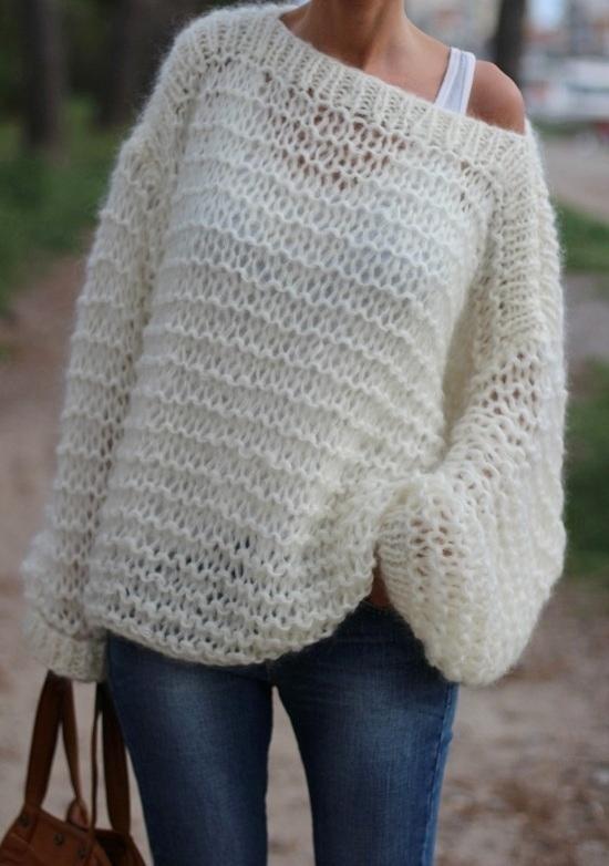 tricoter un gilet femme facile