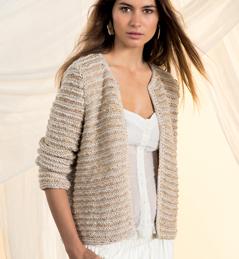 tricoter un gilet femme gratuit