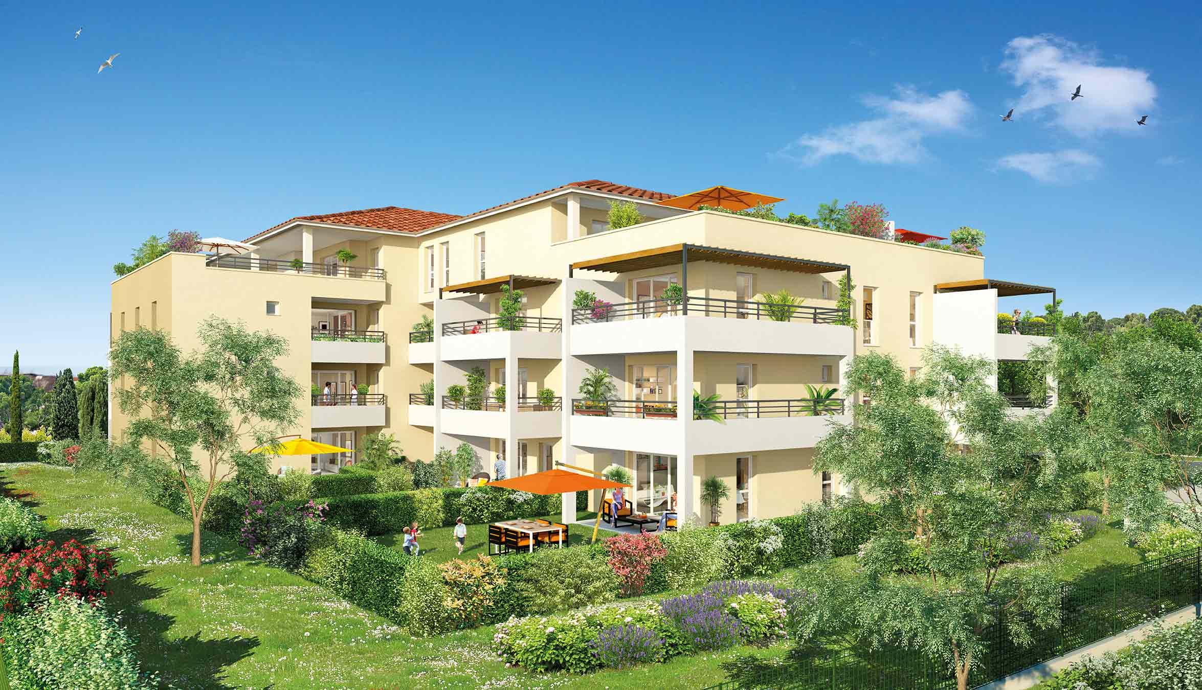 Un promoteur immobilier à Montpellier: le spécialiste du logement neuf