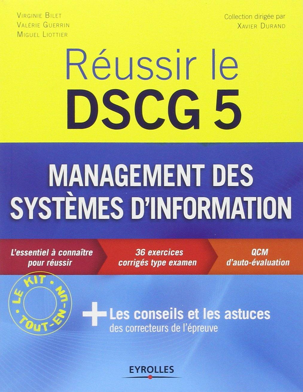 Le dscg : Un diplôme à destination des Bac +5 qui souhaitent devenir comptable ou expert comptable