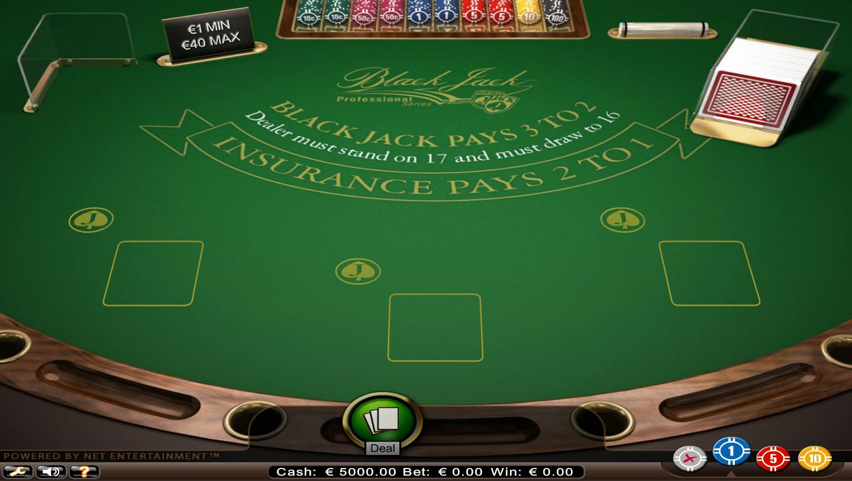 Blackjack : plus de réalisme avec le live